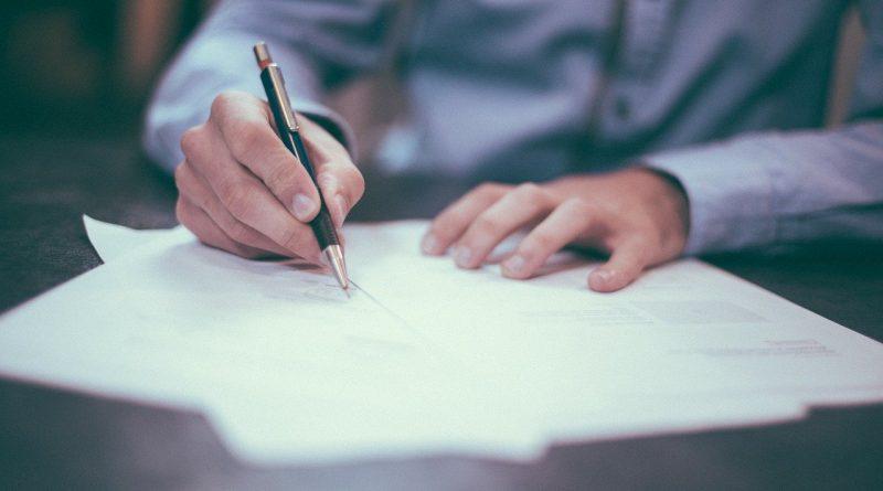 écrire un cv