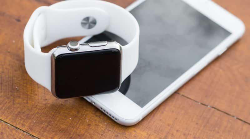 Iwatch et Iphone