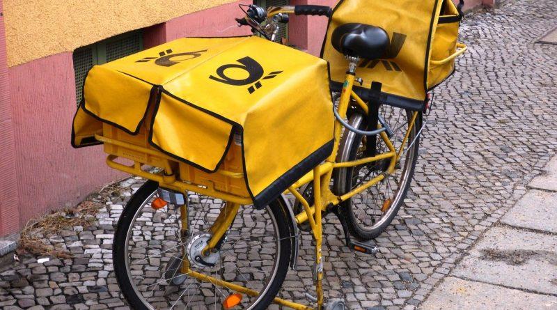 Vélo de livraison