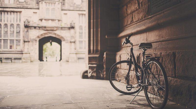 Vélo garé