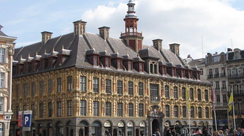 Lille ville immobilière