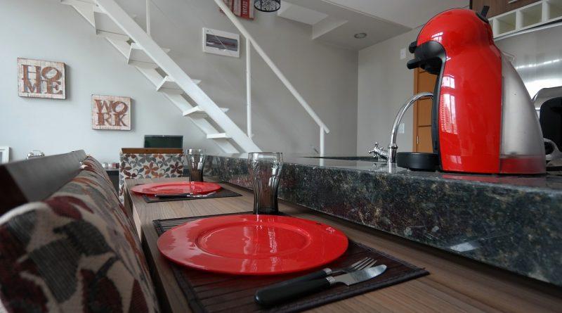 Petit loft design