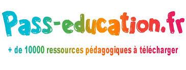 Logo Pass Education plateforme avec ressources pédagogiques